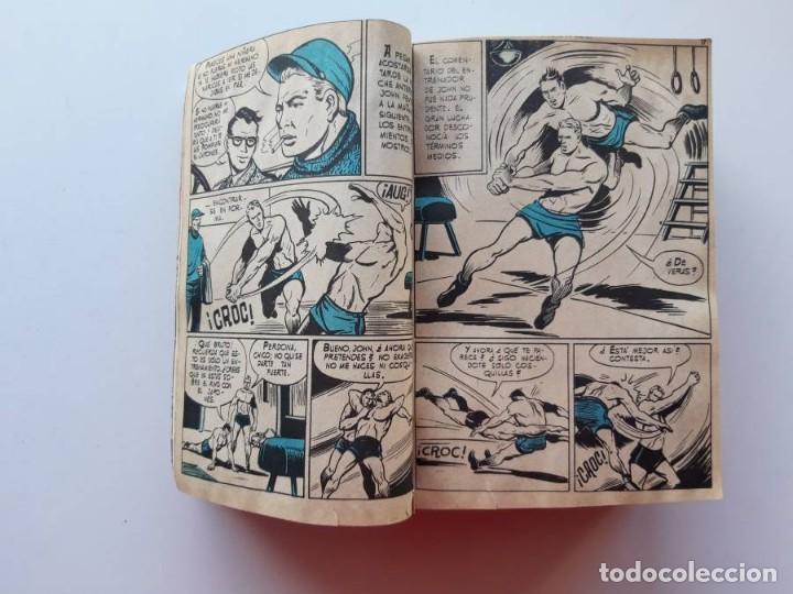 Tebeos: 1961-1962 Hazañas Bélicas números 1 al 15 en un tomo Leer descripción - Foto 5 - 186389587