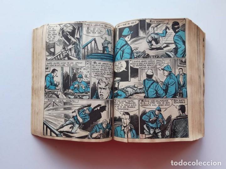 Tebeos: 1961-1962 Hazañas Bélicas números 1 al 15 en un tomo Leer descripción - Foto 11 - 186389587