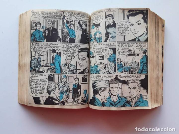 Tebeos: 1961-1962 Hazañas Bélicas números 1 al 15 en un tomo Leer descripción - Foto 13 - 186389587