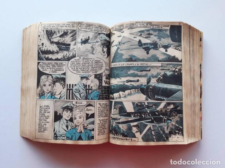 Tebeos: 1961-1962 Hazañas Bélicas números 1 al 15 en un tomo Leer descripción - Foto 16 - 186389587