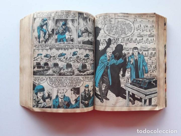 Tebeos: 1961-1962 Hazañas Bélicas números 1 al 15 en un tomo Leer descripción - Foto 20 - 186389587