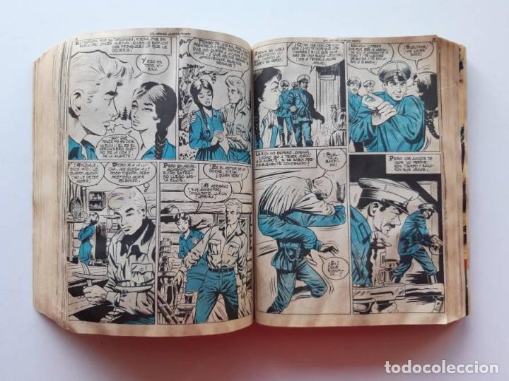 Tebeos: 1961-1962 Hazañas Bélicas números 1 al 15 en un tomo Leer descripción - Foto 22 - 186389587