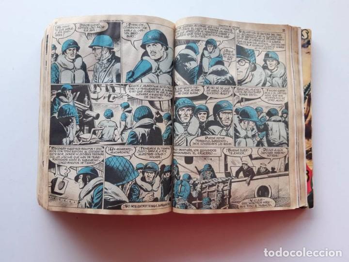 Tebeos: 1961-1962 Hazañas Bélicas números 1 al 15 en un tomo Leer descripción - Foto 26 - 186389587