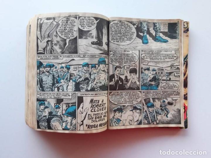 Tebeos: 1961-1962 Hazañas Bélicas números 1 al 15 en un tomo Leer descripción - Foto 28 - 186389587