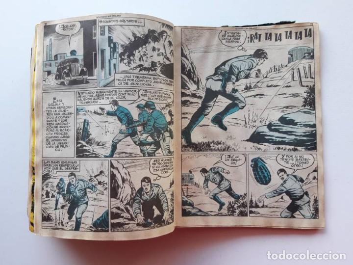 Tebeos: 1961-1962 Hazañas Bélicas números 1 al 15 en un tomo Leer descripción - Foto 32 - 186389587