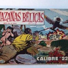 Tebeos: HAZAÑAS BÉLICAS Nº 270 ORIGINAL EXCELENTE ESTADO. Lote 186668592