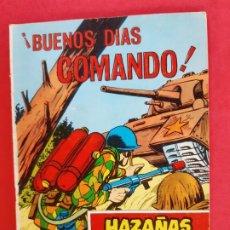 Tebeos: HAZÁÑAS BÉLICAS Nº 312-TORAY-1970. Lote 187322801