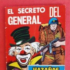 Tebeos: HAZÁÑAS BÉLICAS Nº 306 TORAY 1970. Lote 187322995