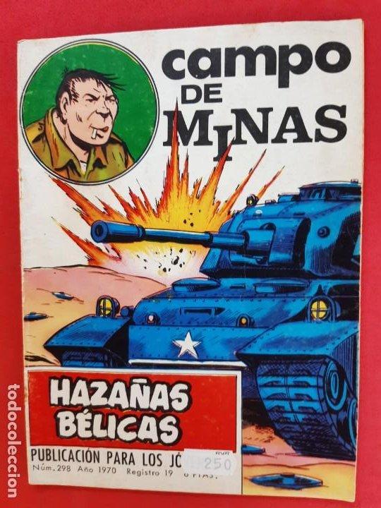 HAZAÑAS BÉLICAS Nº298-TORAY-1970 (Tebeos y Comics - Toray - Hazañas Bélicas)