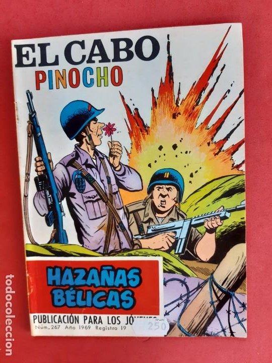 HAZAÑAS BÉLICAS Nº200-TORAY-1969 (Tebeos y Comics - Toray - Hazañas Bélicas)