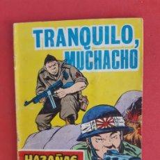 Livros de Banda Desenhada: HAZAÑAS BÉLICAS Nº 185 TORAY 1965. Lote 187327611