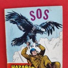 Tebeos: HAZAÑAS BÉLICAS Nº253-TORAY-1968. Lote 187328610