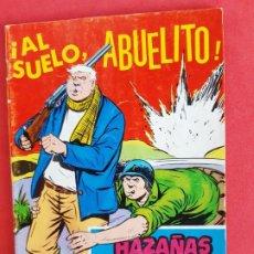 Tebeos: HAZAÑAS BÉLICAS Nº256-TORAY-1968. Lote 187329092
