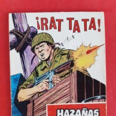 Tebeos: HAZAÑAS BÉLICAS Nº282-TORAY-1969. Lote 187329347
