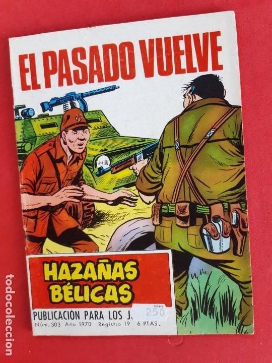 HAZAÑAS BÉLICAS Nº303-TORAY-1970 (Tebeos y Comics - Toray - Hazañas Bélicas)