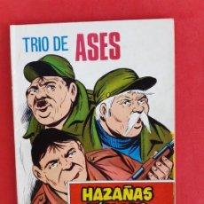 Tebeos: HAZAÑAS BÉLICAS Nº302-TORAY-1970. Lote 187329710