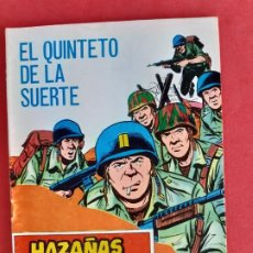 Tebeos: HAZAÑAS BÉLICAS Nº301-TORAY-1970. Lote 187329747