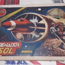 BDs: EL MUNDO FUTURO - EDICIONES TORAY / NÚMERO 2 - BOIXCAR. Lote 188806808