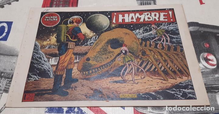 EL MUNDO FUTURO - EDICIONES TORAY / NÚMERO 17 - BOIXCAR (Tebeos y Comics - Toray - Mundo Futuro)