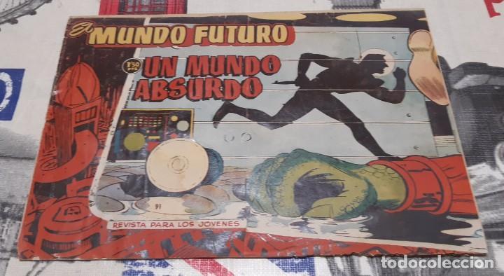 EL MUNDO FUTURO - EDICIONES TORAY / NÚMERO 91 (Tebeos y Comics - Toray - Mundo Futuro)
