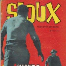 Livros de Banda Desenhada: SIOUX -- Nº 22 CUANDO LOS COLTS ENMUDECEN. Lote 189187275