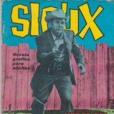 Livros de Banda Desenhada: SIOUX -- Nº 26 HERENCIA DE BANDOLEROS. Lote 189187378