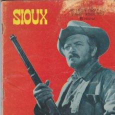 Livros de Banda Desenhada: SIOUX -- Nº 72 AL MORIR EL SOL. Lote 189187391