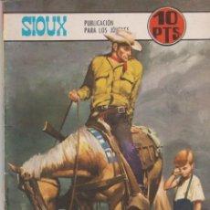 Livros de Banda Desenhada: SIOUX -- Nº 124 BUSCANDO SU CAMINO. Lote 189187417