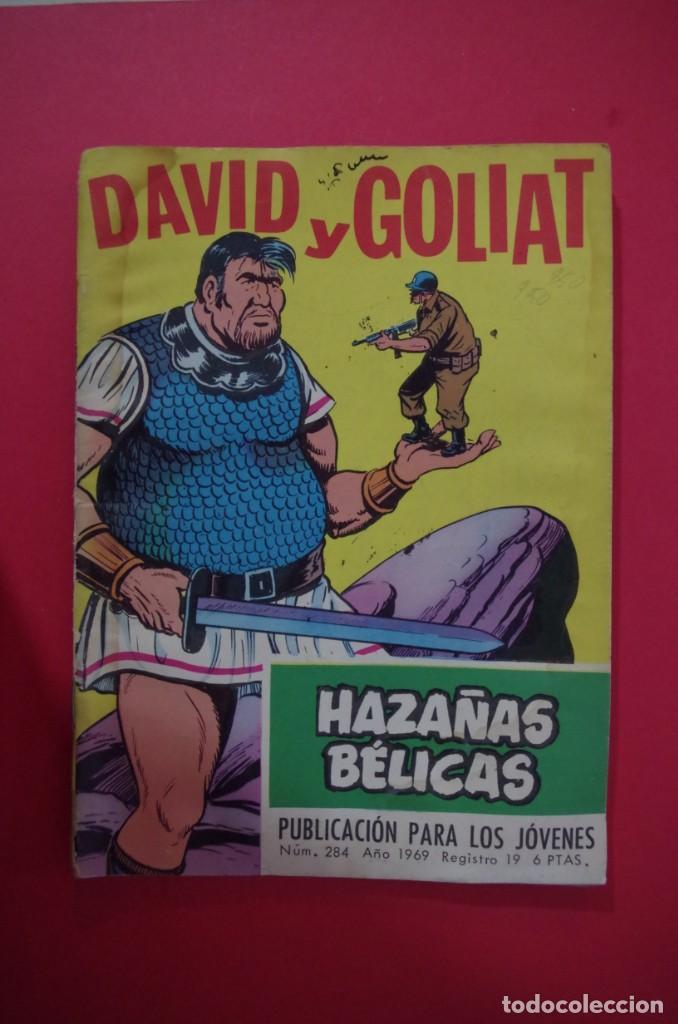 Tebeos: LOTE DE 10 HAZAÑAS BELICAS EDICIONES TORAY 1969 ,1970 , 1971 HAY FOTOS DE TODOS CON SUS NUMEROS - Foto 2 - 189477897
