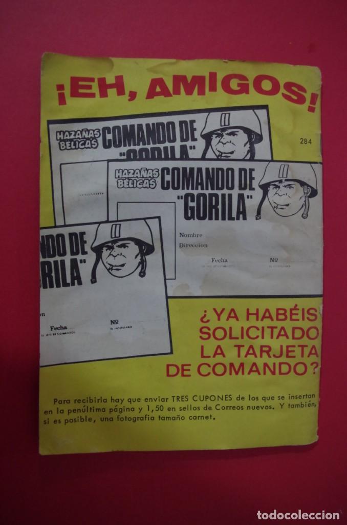 Tebeos: LOTE DE 10 HAZAÑAS BELICAS EDICIONES TORAY 1969 ,1970 , 1971 HAY FOTOS DE TODOS CON SUS NUMEROS - Foto 3 - 189477897