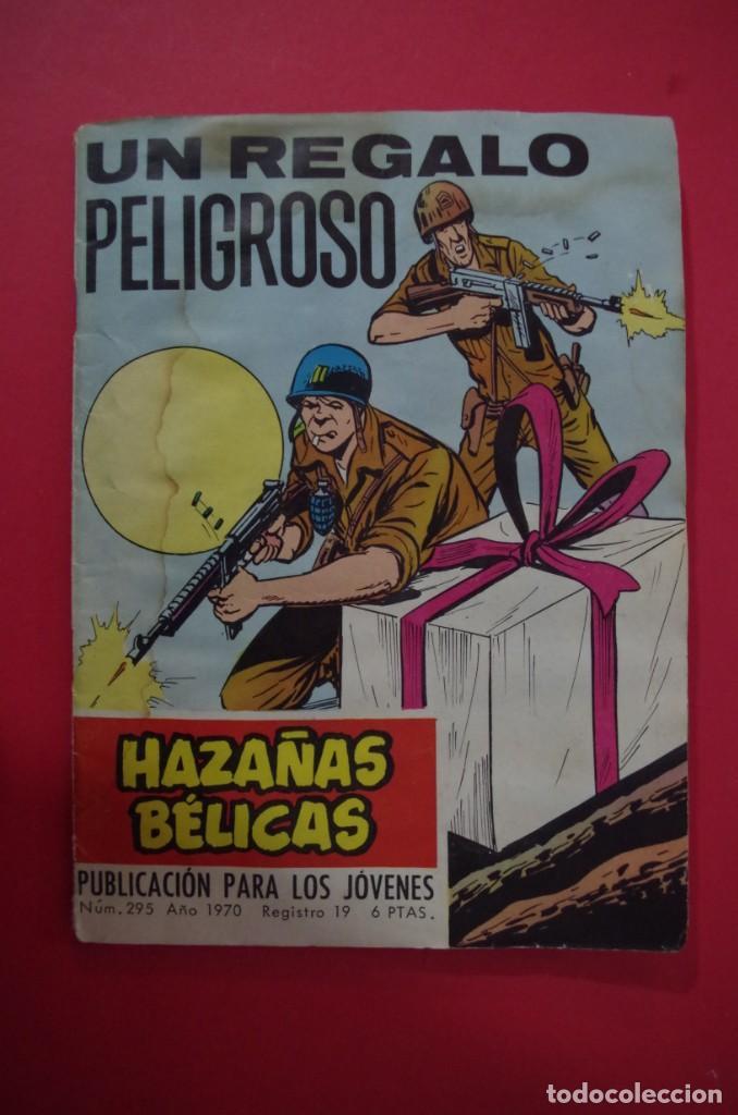 Tebeos: LOTE DE 10 HAZAÑAS BELICAS EDICIONES TORAY 1969 ,1970 , 1971 HAY FOTOS DE TODOS CON SUS NUMEROS - Foto 4 - 189477897