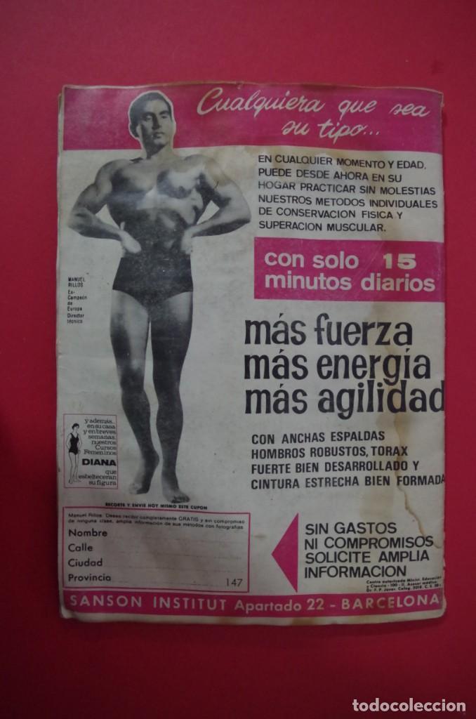 Tebeos: LOTE DE 10 HAZAÑAS BELICAS EDICIONES TORAY 1969 ,1970 , 1971 HAY FOTOS DE TODOS CON SUS NUMEROS - Foto 5 - 189477897