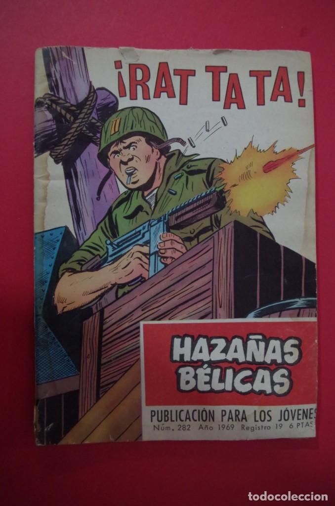 Tebeos: LOTE DE 10 HAZAÑAS BELICAS EDICIONES TORAY 1969 ,1970 , 1971 HAY FOTOS DE TODOS CON SUS NUMEROS - Foto 6 - 189477897