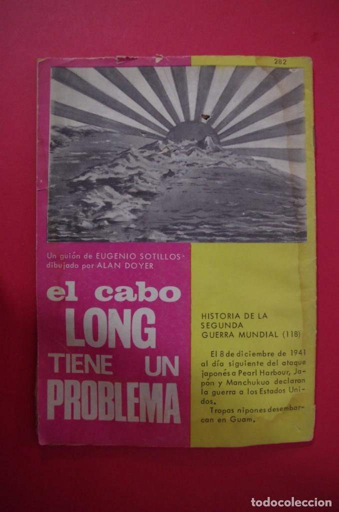 Tebeos: LOTE DE 10 HAZAÑAS BELICAS EDICIONES TORAY 1969 ,1970 , 1971 HAY FOTOS DE TODOS CON SUS NUMEROS - Foto 7 - 189477897