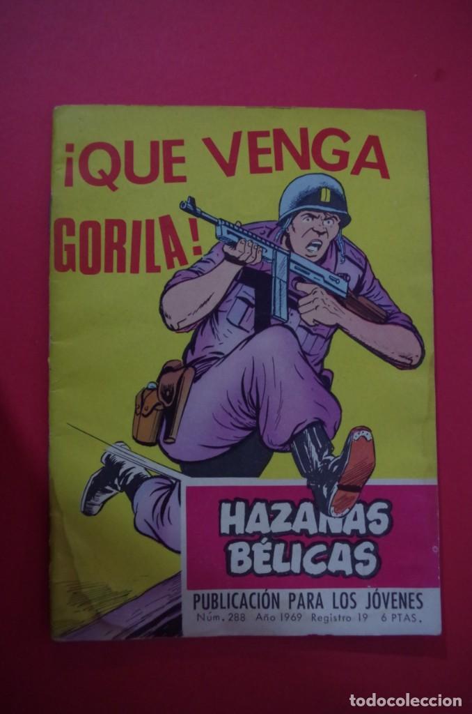 Tebeos: LOTE DE 10 HAZAÑAS BELICAS EDICIONES TORAY 1969 ,1970 , 1971 HAY FOTOS DE TODOS CON SUS NUMEROS - Foto 8 - 189477897