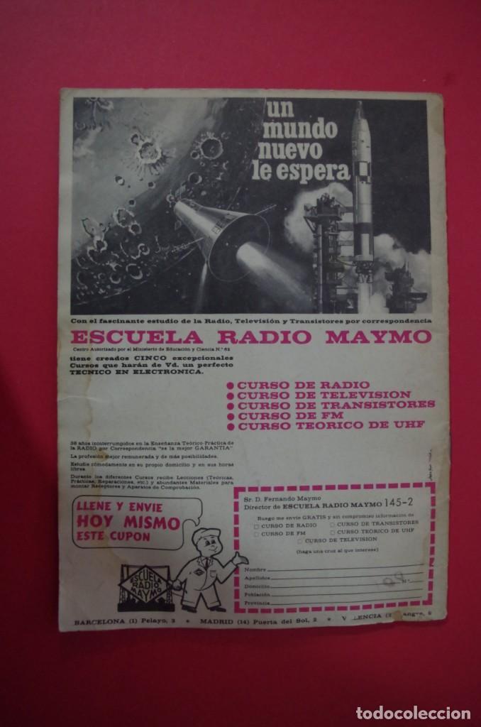 Tebeos: LOTE DE 10 HAZAÑAS BELICAS EDICIONES TORAY 1969 ,1970 , 1971 HAY FOTOS DE TODOS CON SUS NUMEROS - Foto 9 - 189477897