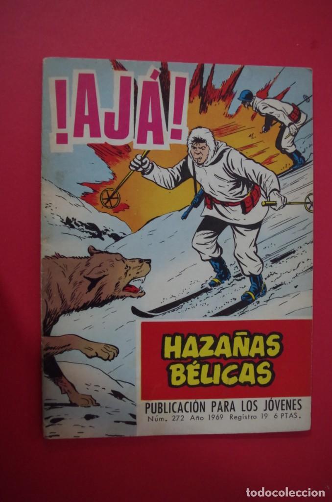 Tebeos: LOTE DE 10 HAZAÑAS BELICAS EDICIONES TORAY 1969 ,1970 , 1971 HAY FOTOS DE TODOS CON SUS NUMEROS - Foto 10 - 189477897