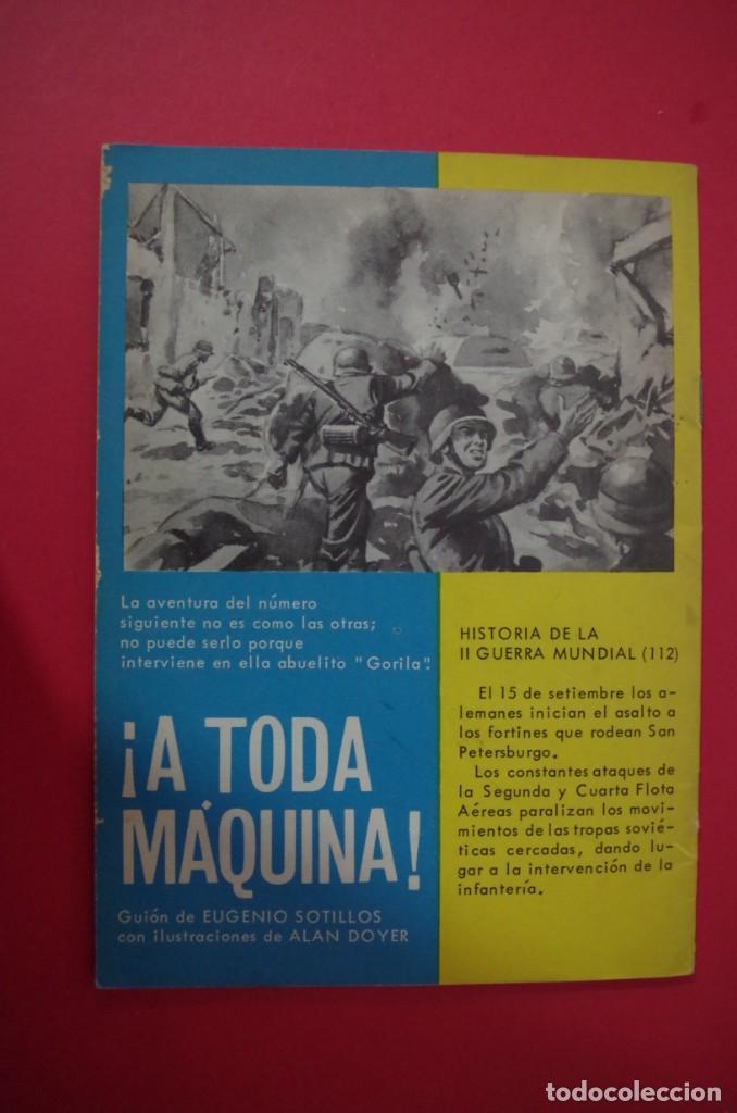 Tebeos: LOTE DE 10 HAZAÑAS BELICAS EDICIONES TORAY 1969 ,1970 , 1971 HAY FOTOS DE TODOS CON SUS NUMEROS - Foto 11 - 189477897