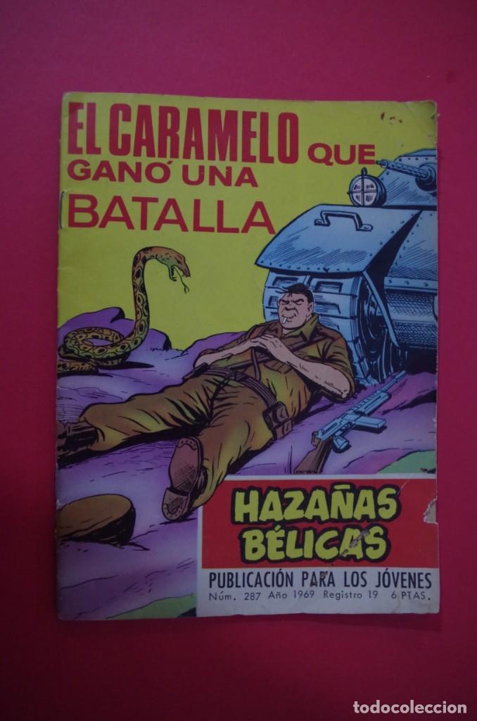 Tebeos: LOTE DE 10 HAZAÑAS BELICAS EDICIONES TORAY 1969 ,1970 , 1971 HAY FOTOS DE TODOS CON SUS NUMEROS - Foto 14 - 189477897