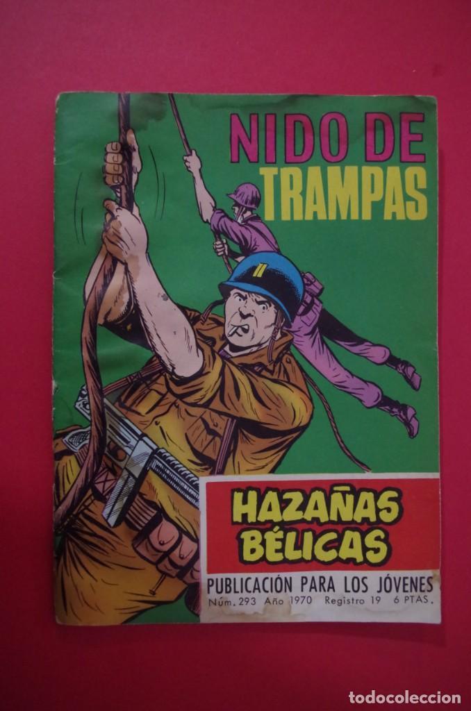 Tebeos: LOTE DE 10 HAZAÑAS BELICAS EDICIONES TORAY 1969 ,1970 , 1971 HAY FOTOS DE TODOS CON SUS NUMEROS - Foto 16 - 189477897