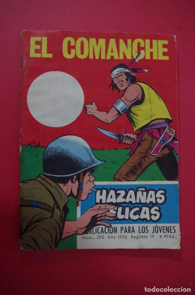 Tebeos: LOTE DE 10 HAZAÑAS BELICAS EDICIONES TORAY 1969 ,1970 , 1971 HAY FOTOS DE TODOS CON SUS NUMEROS - Foto 18 - 189477897