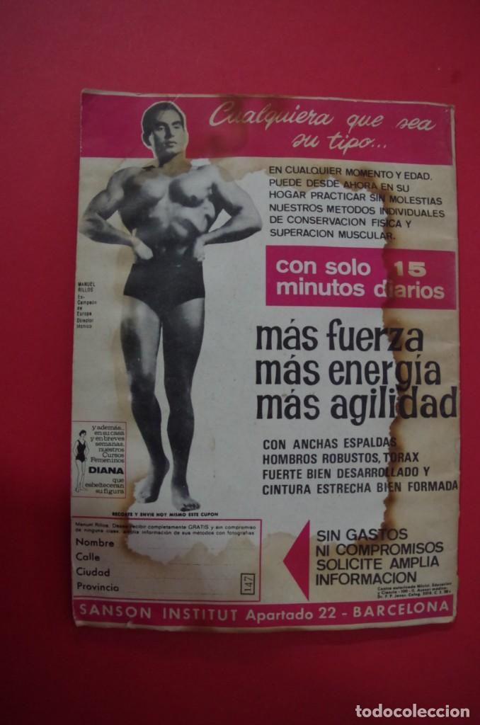 Tebeos: LOTE DE 10 HAZAÑAS BELICAS EDICIONES TORAY 1969 ,1970 , 1971 HAY FOTOS DE TODOS CON SUS NUMEROS - Foto 19 - 189477897