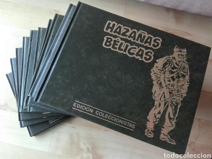 HAZAÑAS BÉLICAS. COMPLETA 10 TOMOS. TORAY 1991. EDICIÓN COLECCIONISTAS (Tebeos y Comics - Toray - Hazañas Bélicas)