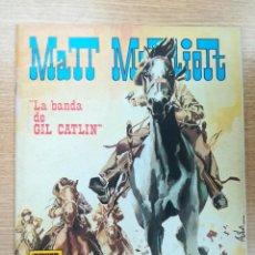 Tebeos: MATT MARRIOT (COMICS R #3). Lote 189766296