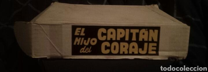 Tebeos: EL HIJO DEL CAPITÁN CORAJE COLECCIÓN COMPLETA CON SU ESTUCHE. - Foto 2 - 190385918