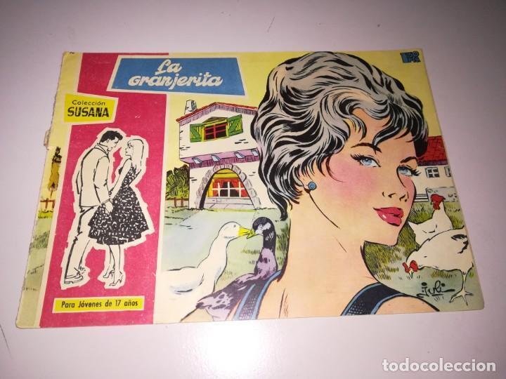 TEBEO LA GRANJERITA DE TORAY AÑOS 60 REF. UR EST (Tebeos y Comics - Toray - Susana)