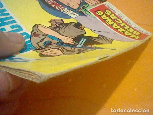 Tebeos: HAZAÑAS BELICAS TORAY N º 185 1965 TRANQUILO ABUELITO 32 PAG - Foto 2 - 190561285