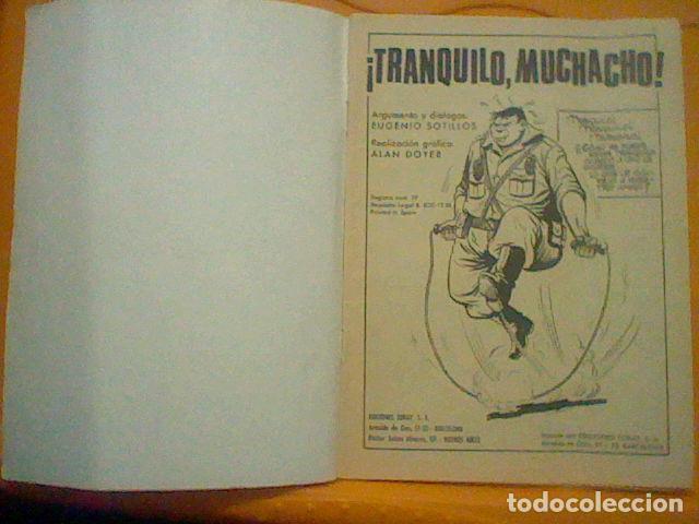 Tebeos: HAZAÑAS BELICAS TORAY N º 185 1965 TRANQUILO ABUELITO 32 PAG - Foto 3 - 190561285
