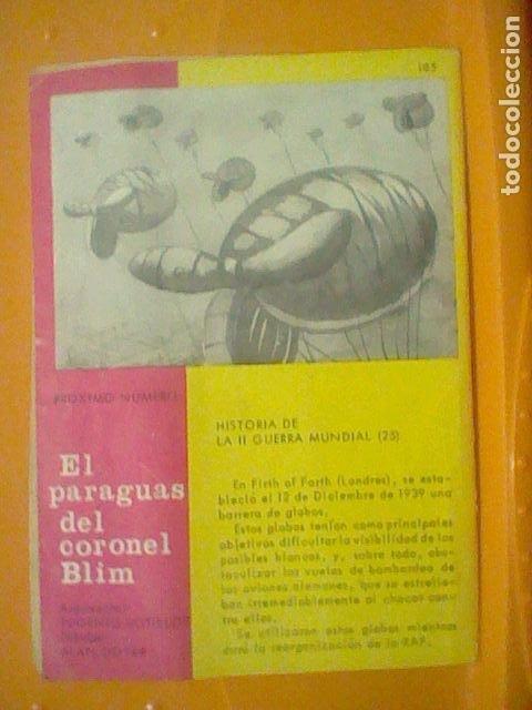 Tebeos: HAZAÑAS BELICAS TORAY N º 185 1965 TRANQUILO ABUELITO 32 PAG - Foto 4 - 190561285