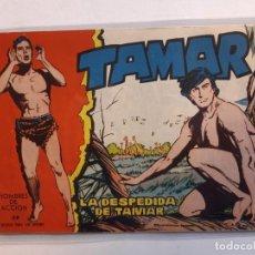 Giornalini: TAMAR Nº 38 ORIGINAL EXCELENTE ESTADO. Lote 190731228